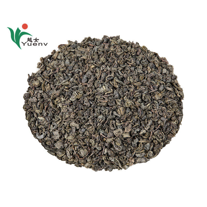 Fast shipment gunpowder green tea 101