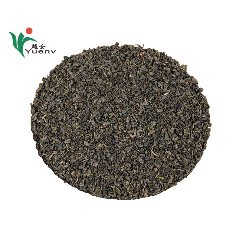 Medium quality gunpwder green tea 3505B