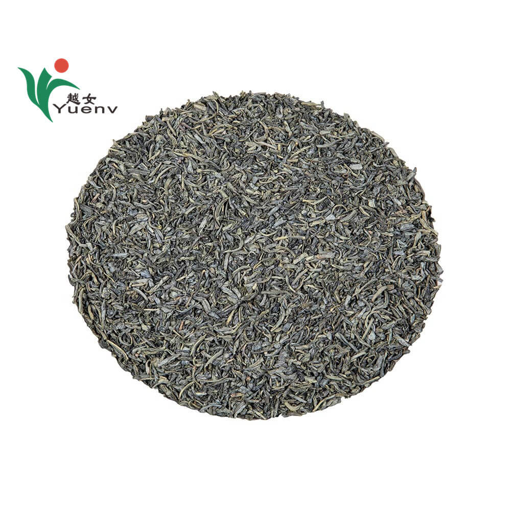 Bright liquor china green tea 4011