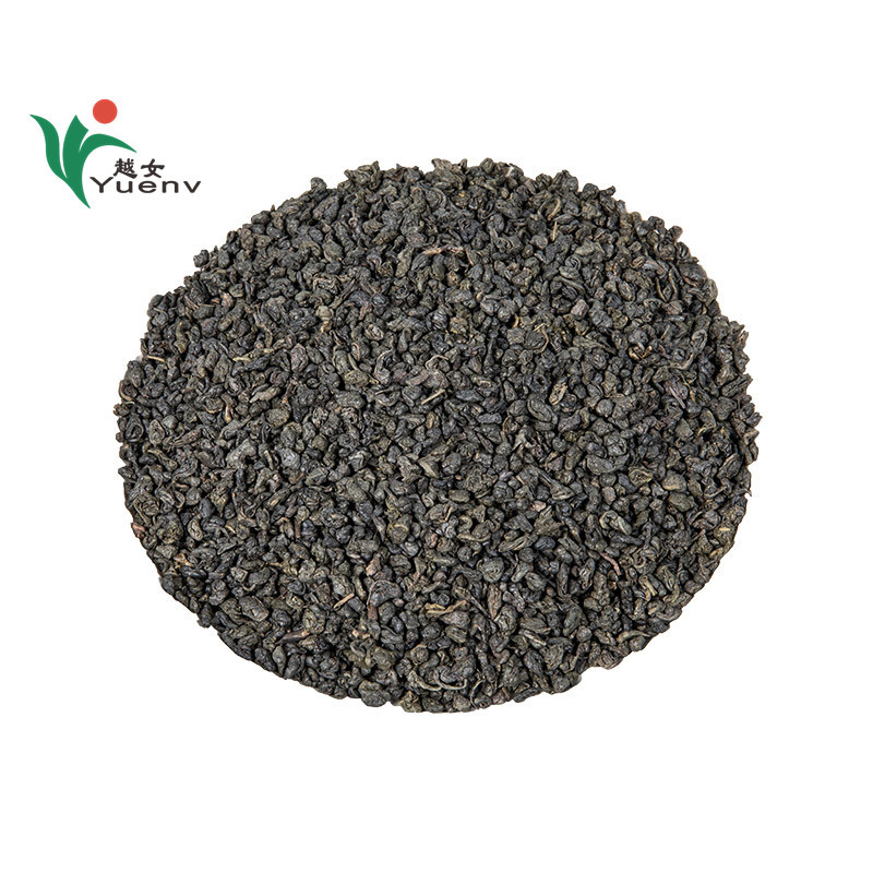 Tight grain gunpowder green tea 555A