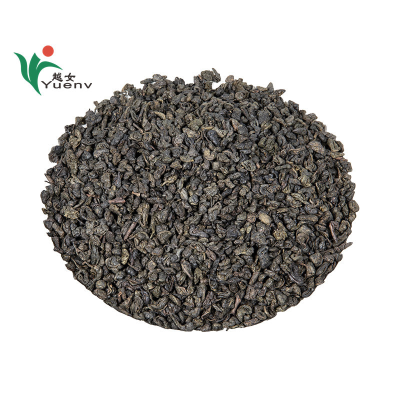 Best price gunpowder green tea 555B