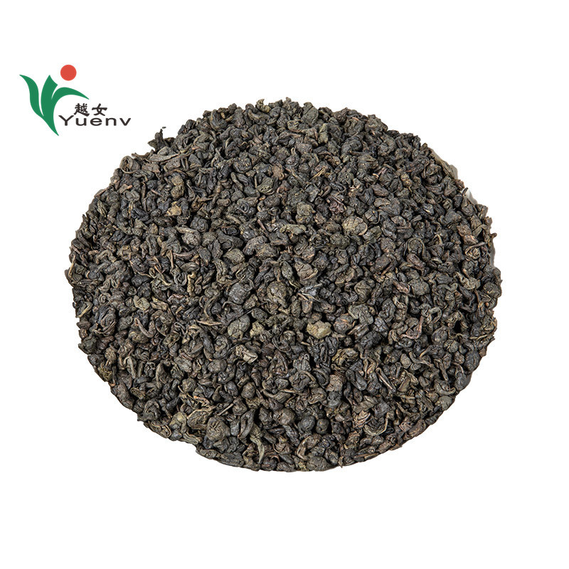 Afghanistan famous quality gunpowder green tea 9373(1111)