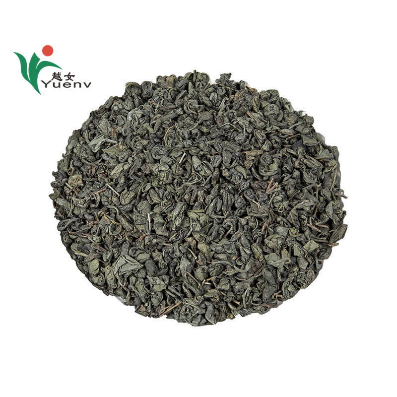 Competitive price gunpowder green tea 9374