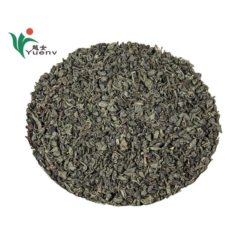 Hot sale gunpowder green tea 9374(111)