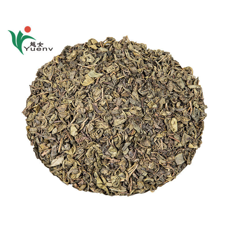 Bulk packing gunpowder tea 9475