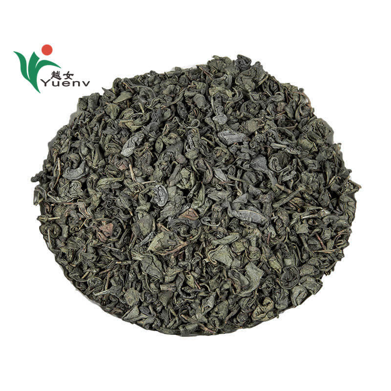 Uzbekistan famous quality gunpowder green tea 9501
