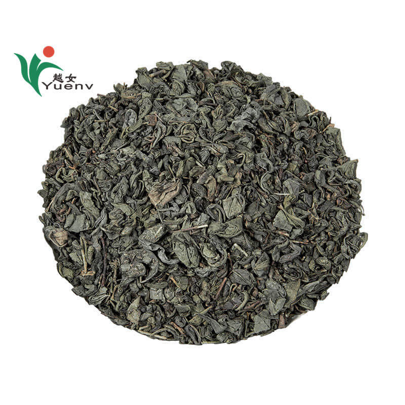 Big leaf gunpowder green tea 9502