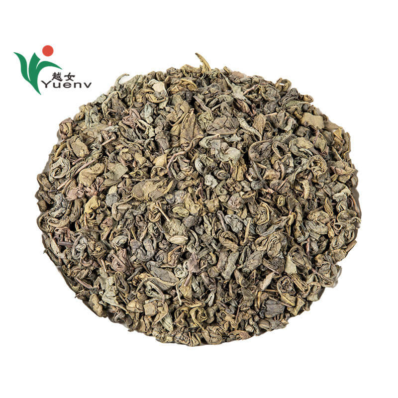 Big leaf china green tea 9503
