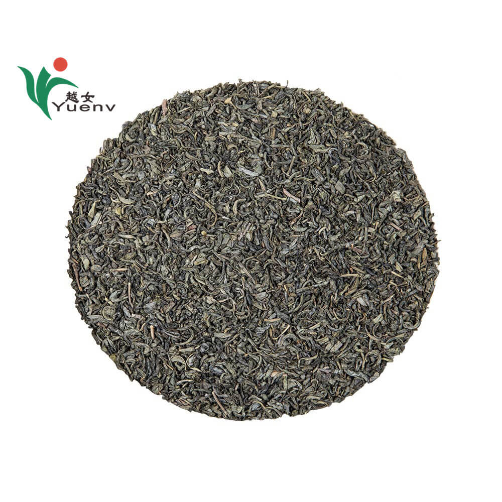 Certified EU standard chunmee tea 4011