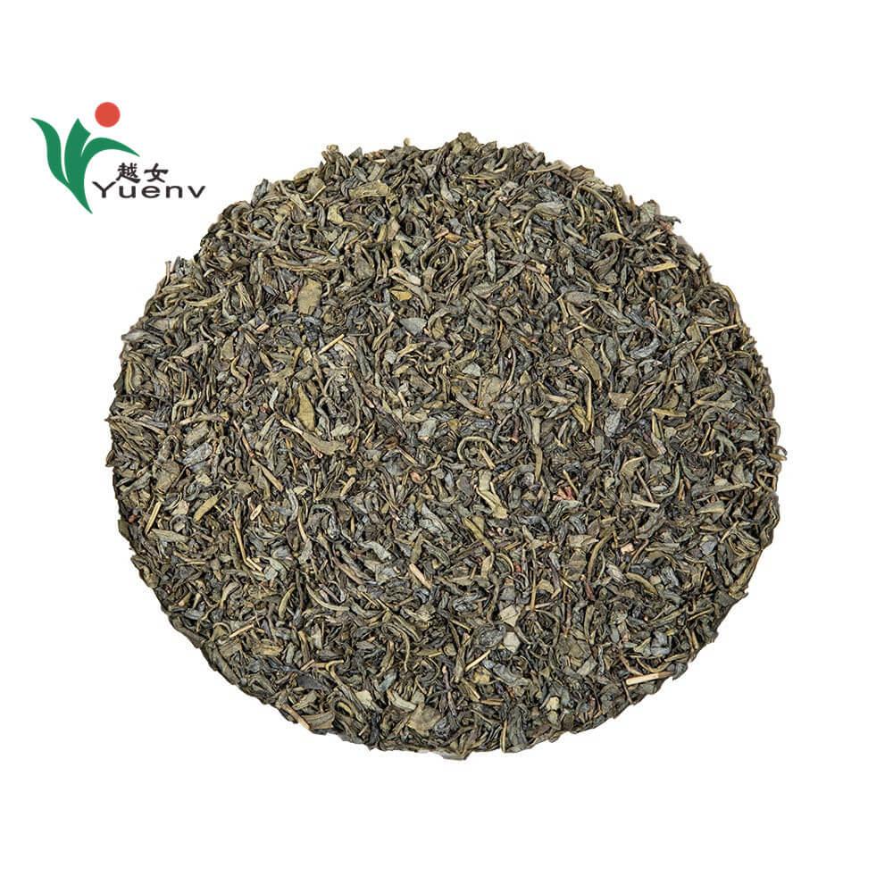 EU standard chunmee green tea 9367