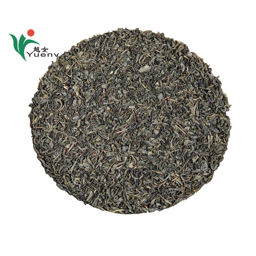 Healthy EU standard chunmee green tea 9371